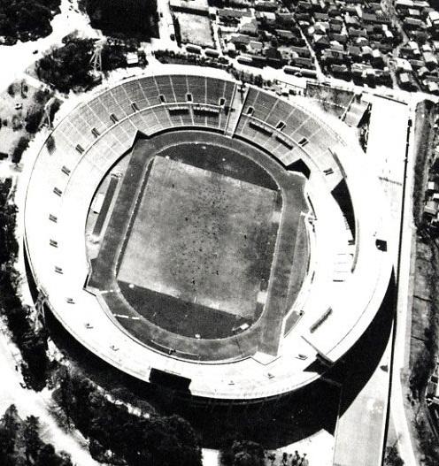 国立競技場の歴史へのリンク